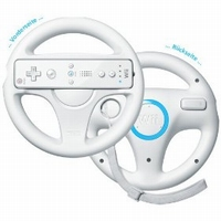 Wii Wheel Stuurtje